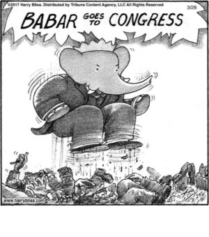 BABAR goes to congress...