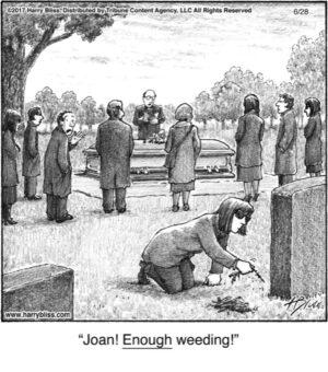 Joan! Enough...