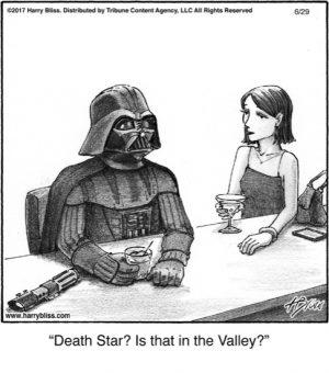 Death Star?...