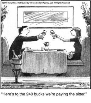 Here's to the 240 bucks...