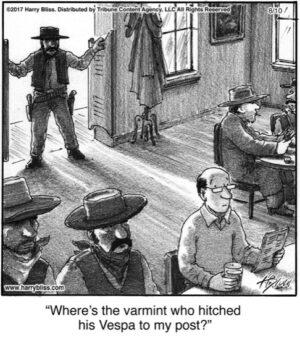 Where's the Varmint...