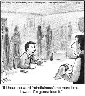 If I hear the word...