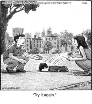 Try it again....
