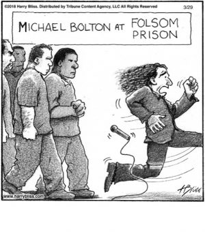 Michael Bolton at...