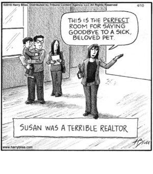 Susan was a terrible...