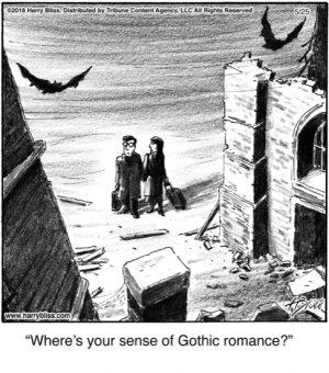 Where's your sense...