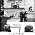 I object, Your Honor!...