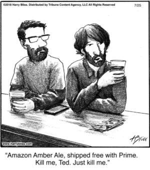 Amazon Amber Ale...