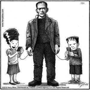 Frankenstein &...