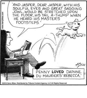 Penny loved Daphne...