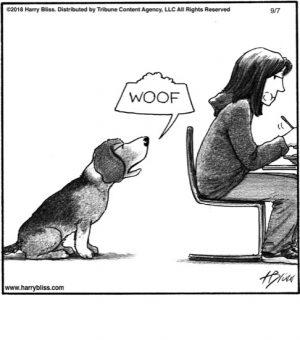 Woof!...