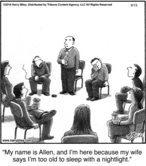 My name is Allen...