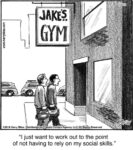 | just want to work out...