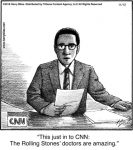 This just in to CNN...