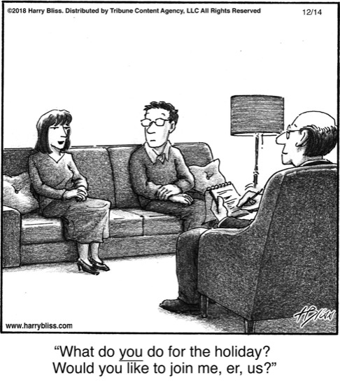 What do you do for the holiday?..