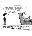The birds and the bees and then some...