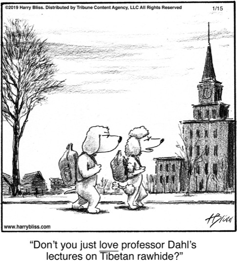 Don't you just love professor...