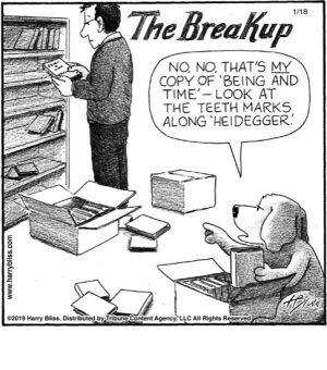 The breakup...