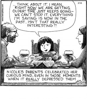 Nicole's parents celebrated her curious mind...