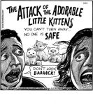 The attack of the adorable...