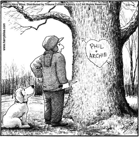 Phil + Archie...
