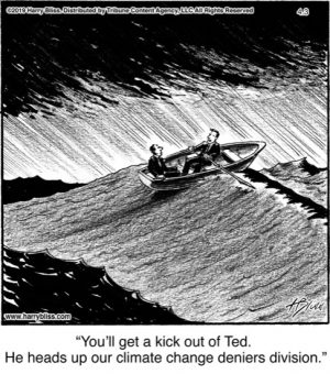 You'll get a kick out of Ted...