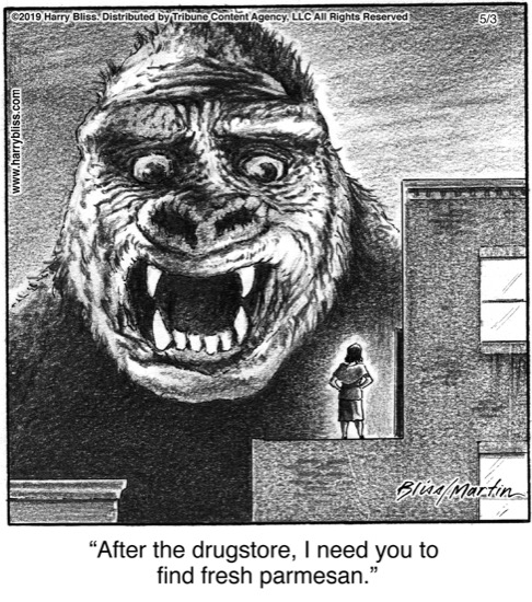 After the drugstore...