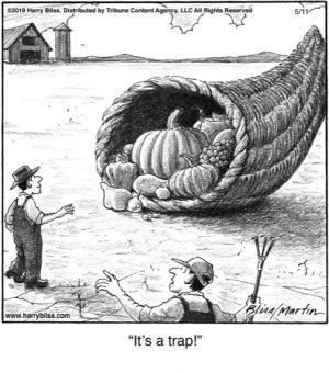 It's a trap!..