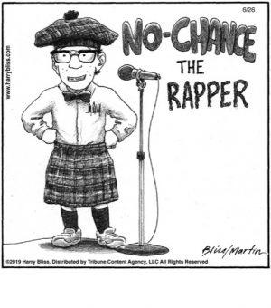 No-Chance...