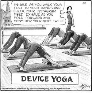 Device Yoga...