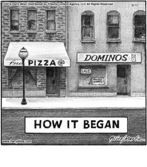How it began...