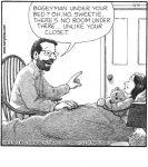 Bogeyman under your bed?..