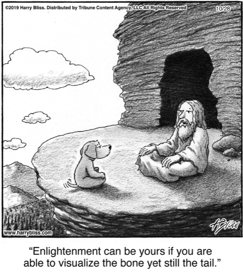 Enlightenment can be yours...
