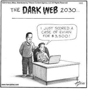 The Dark Web 2030...