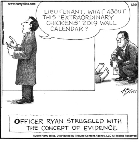 Officer Ryan struggled with the concept...