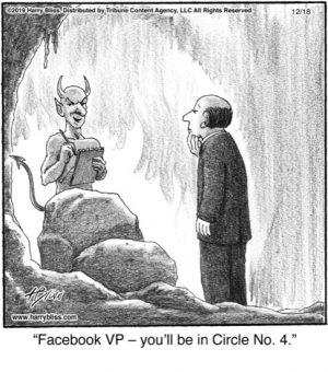 Facebook VP...