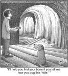 I'll help you find your bone...