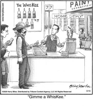 Gimme a WhisKee...