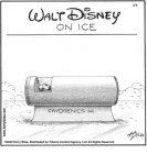 Walt Disney on ice...