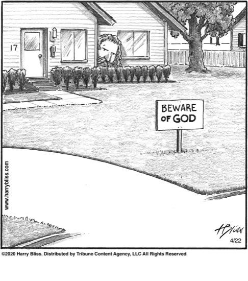 Beware of GOD...