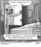 Mort Feldstein: Loving father...