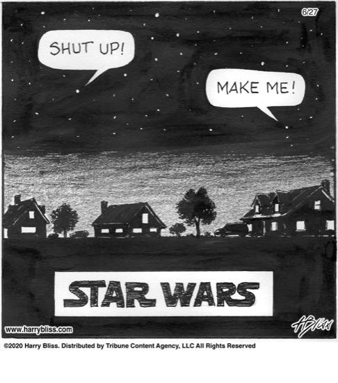 Star Wars...