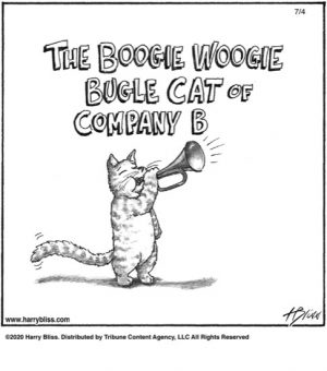 The Boogie Woogie Bugle Cat...