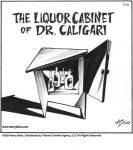 The Liquor cabinet of...