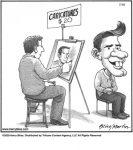 Caricatures...