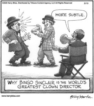 Why Bingo Sinclair is the world's greatest...