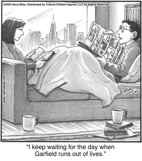 I keep waiting for the day...