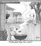 Pretty good dog...