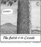 The Belch of the Cicada...