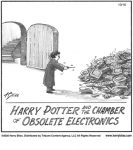 Harry Potter and the chamber...